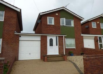 Thumbnail 3 bed detached house for sale in Crediton, Devon, England