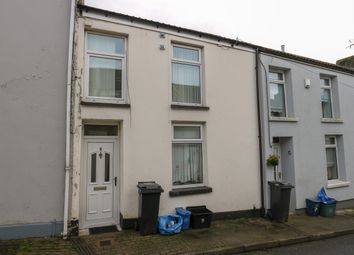 Thumbnail 2 bed terraced house for sale in Odessa Street, Dowlais, Merthyr Tydfil