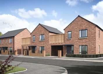 Thumbnail 2 bedroom link-detached house for sale in Ashton Old Road, Openshaw, Manchester