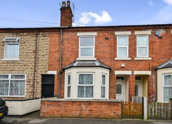 Thumbnail 3 bed terraced house for sale in Burns Street, Mansfield
