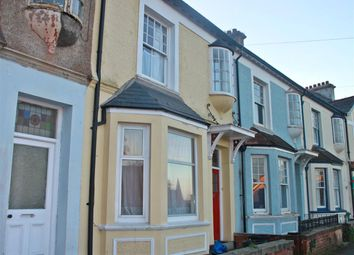 Thumbnail 4 bed terraced house to rent in Marine Crescent, Falmouth