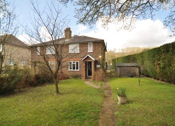 Thumbnail 3 bed semi-detached house to rent in Hurst Hill Cottages, Birtley Road, Bramley, Guildford