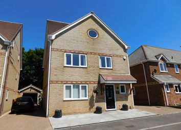 Thumbnail 4 bed detached house for sale in Lulworth Close, Hamworthy, Poole