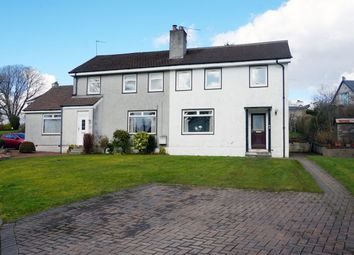 Thumbnail 3 bed semi-detached house for sale in Abbotsford Brae, Village, East Kilbride
