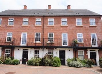 Thumbnail 3 bed terraced house for sale in The Dingle, Doseley Telford