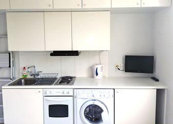 Thumbnail Studio to rent in Gwendwr Road, West Kensington, London