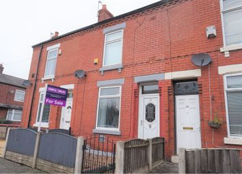 Thumbnail 2 bed terraced house for sale in Reginald Street, Manchester