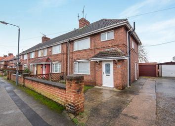 Thumbnail 3 bed end terrace house for sale in Milne Road, Bircotes, Doncaster