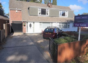 Thumbnail 3 bed semi-detached house for sale in Station Road, Great Coates