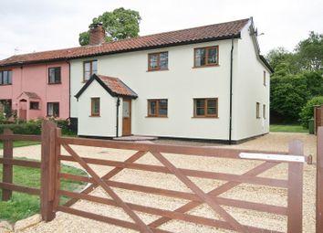 Thumbnail 4 bedroom semi-detached house for sale in Long Street, Great Ellingham, Attleborough