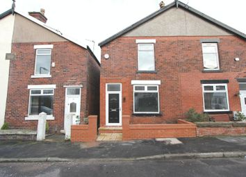 Thumbnail 2 bed semi-detached house to rent in Harold Street, Prestwich, Manchester