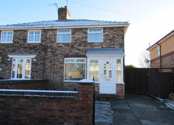 Thumbnail 2 bed semi-detached house for sale in St Gabriels Avenue, Huyton