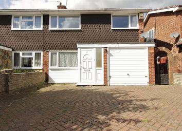 Thumbnail 3 bed semi-detached house to rent in Oak Walk, Benfleet