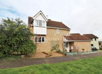 Thumbnail 3 bed detached house for sale in Gainsborough Drive, Lawford, Manningtree, Essex