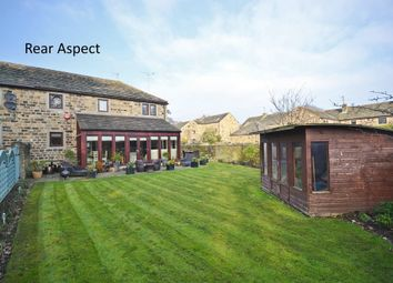 Thumbnail 3 bed barn conversion for sale in Old Mount Farm, Woolley, Wakefield
