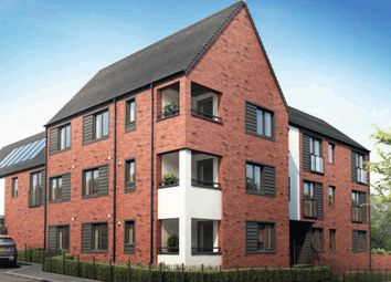 "Thumbnail 2 bed flat for sale in ""Amble"" at Carters Lane, Kiln Farm, Milton Keynes"