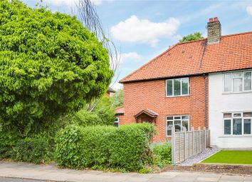 Thumbnail 4 bed end terrace house for sale in Barnes Avenue, London