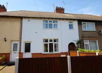 Thumbnail 2 bed terraced house to rent in Cowes Road, Grantham