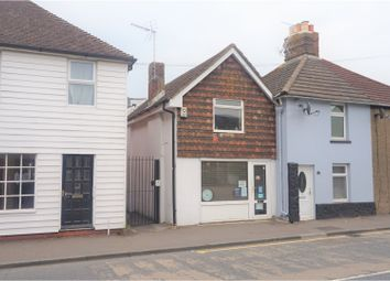 Thumbnail 2 bed end terrace house for sale in London Road, Sittingbourne