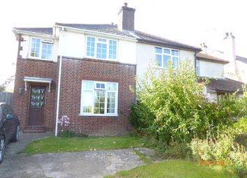 Thumbnail 2 bed semi-detached house to rent in Molrams Lane, Great Baddow, Chelmsford