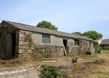 Thumbnail Barn conversion for sale in Penpell, Par, Cornwall