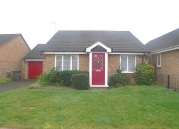 Thumbnail 2 bed detached house to rent in Hoylake Drive, Farcet, Peterborough, Cambridgeshire.