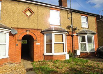 Thumbnail 2 bed terraced house for sale in County Road, March