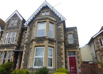 Thumbnail 3 bedroom flat to rent in Station Road, Shirehampton, Bristol