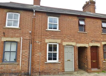 Thumbnail 2 bed terraced house for sale in Finkey Street, Oakham