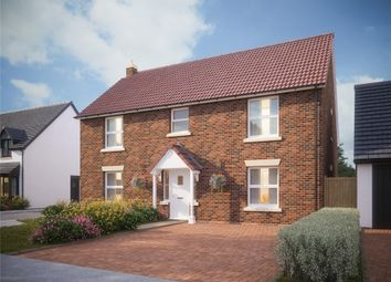 Thumbnail 5 bed detached house for sale in Hatterswood, Tanhouse Lane, Yate, Bristol