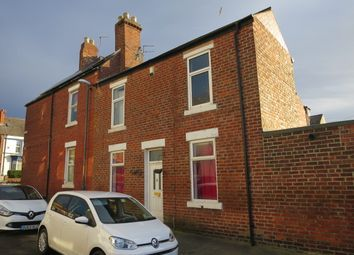 Thumbnail 2 bed end terrace house for sale in Gordon Street, South Shields, Tyne & Wear