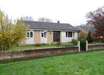 Thumbnail 3 bed detached bungalow for sale in Grahams Croft, Warwick-On-Eden, Carlisle