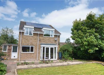Thumbnail 4 bed link-detached house for sale in Sevenfields, Swindon