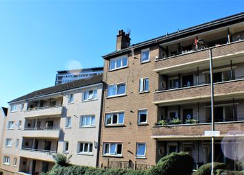 Thumbnail 3 bed flat for sale in 77 Thornwood Drive, Glasgow