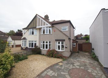 Thumbnail 4 bed semi-detached house for sale in Brooklands Avenue, Sidcup