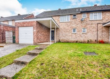 Thumbnail 3 bed semi-detached house for sale in Cresswell Road, Newbury