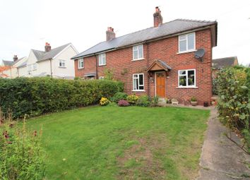 Thumbnail 2 bed semi-detached house for sale in Greenfields, Rossett, Wrexham