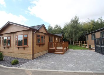 Thumbnail 2 bed mobile/park home for sale in The Heath, Bucklesham, Ipswich