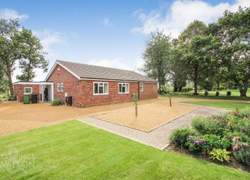 Thumbnail 3 bed detached bungalow for sale in Dykebeck, Wymondham