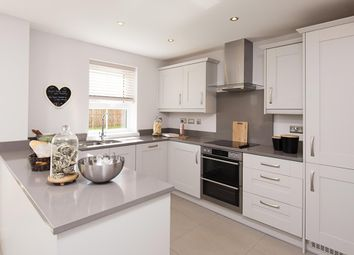 """Thumbnail 4 bed detached house for sale in """"Cambridge"""" at Rykneld Road, Littleover, Derby"""