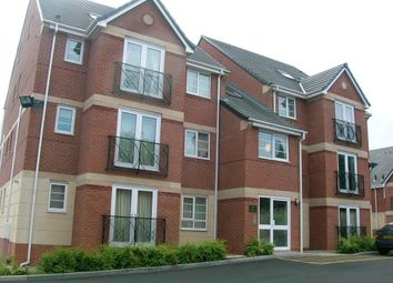 Thumbnail 1 bed flat to rent in Sandringham Court, Great Barr, Birmingham
