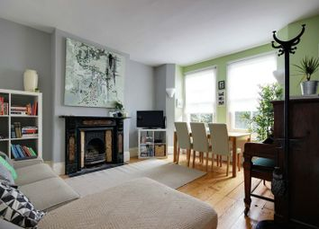 Thumbnail 2 bed flat for sale in Geldeston Road, London