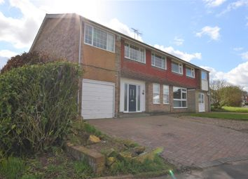 Thumbnail 5 bed semi-detached house for sale in Arundel Drive, Carlton-In-Lindrick, Worksop
