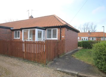 Thumbnail 1 bed terraced bungalow for sale in West Vale, Filey