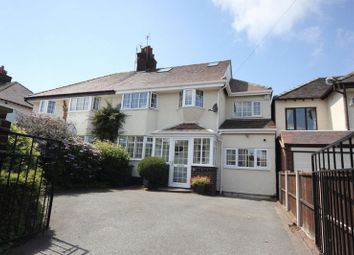 Thumbnail 5 bed semi-detached house for sale in Briar Drive, Heswall, Wirral