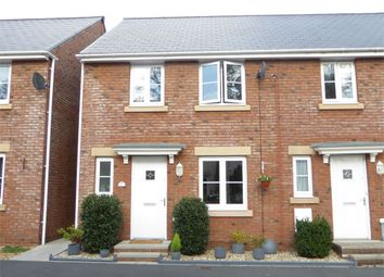 Thumbnail 3 bed semi-detached house to rent in 6 Kilpale Close, Caerwent, Monmouthshire