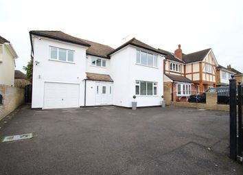 Thumbnail 4 bed property to rent in Nelmes Crescent, Emerson Park, Hornchurch