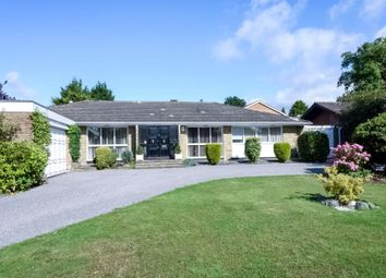 Thumbnail 4 bed detached bungalow for sale in Barnet Road, Arkley