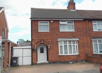 3 bed semi-detached house for sale in Strathmore Avenue, Leicester LE4