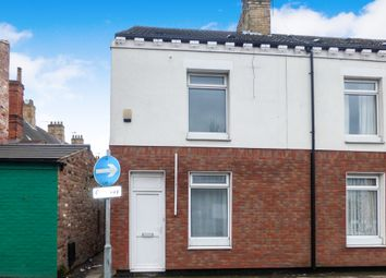 Thumbnail 2 bedroom end terrace house for sale in Wellsted Street, Hull